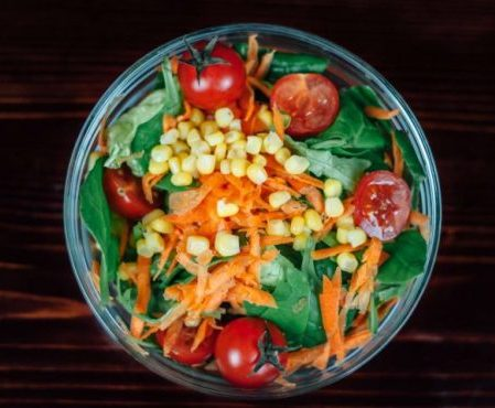 Vega salade