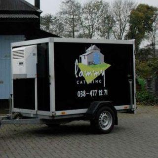 Verhuur koelwagen